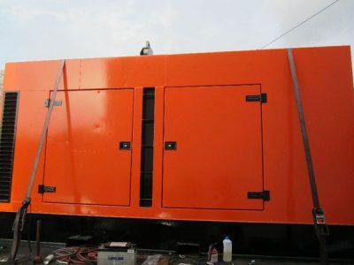 dizel agregat za struju aggreko 300 kVA