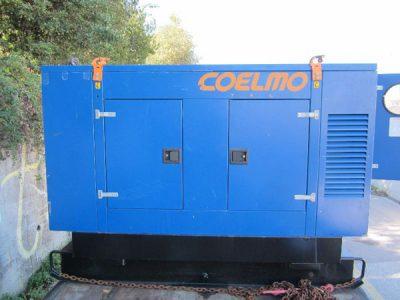 najam agregata 60 kVA Coelmo