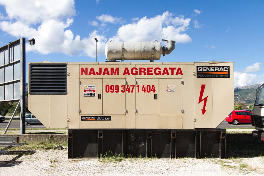 Generac 880 kVA