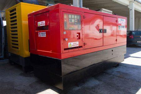 Himoinsa 100 kVA najam agregata