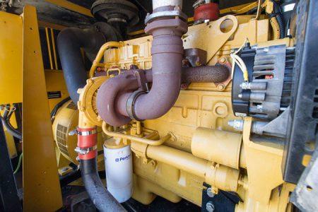 dizel agregat za struju Olympian 250 kVA