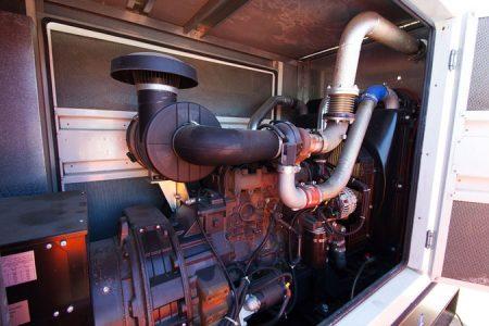 najam agregata končar 85 kVA