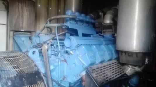 najam agregata 1100 kVA