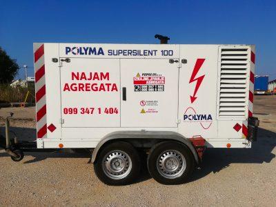 dizel agregat 100 kVA
