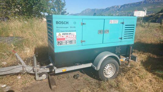 agregat 30 kVA Bosch