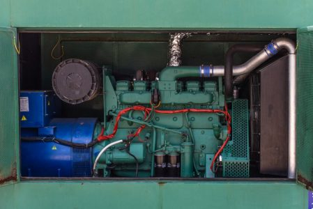 najam agregata 300 kVA